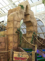 Jungle Jims Adventure Playground at Blackpool Tower