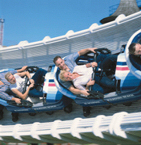 Blackpool Pleasure Beach - Bobsleigh
