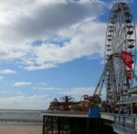 Blackpool Central Pier - Big Wheel