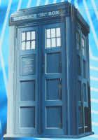 Dr Who - TARDIS