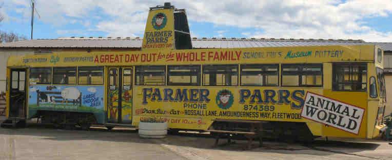 Farmer Parrs Tram