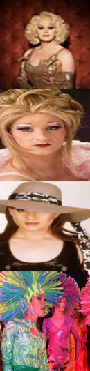 Funny Girls DJ Zoe, Jade, Amber, Talulla and Hope