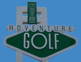 Blackpool Mini Golf