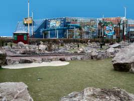 Blackpool Mini Golf - Opposite Water Park