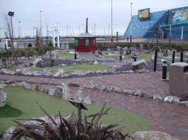 Blackpool Outdoor Mini Golf