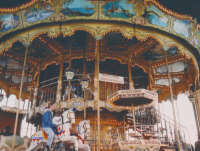 Carousel - North Pier