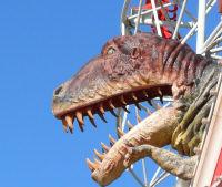Blackpool Ripley's Museums Dinosaur