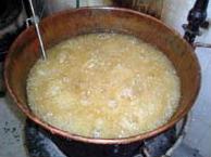 Rock - Sugar Boiler