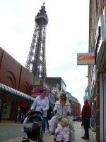 Blackpool Tower - Shopping