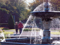 Stanley Park Fountain