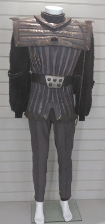 Star Trek - Original Klingon Warrior Costume