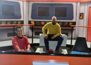 Star Trek - The Brigde