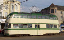 Blackpool Baloon Tram
