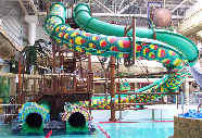 Water Park - Dueling Dragons
