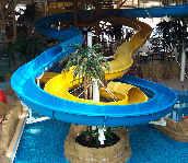 Blackpool Water Park - Slides