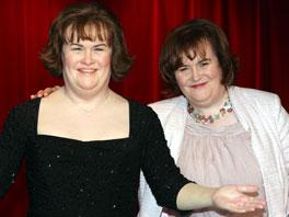 Waxworks Blackpool - Susan Boyle